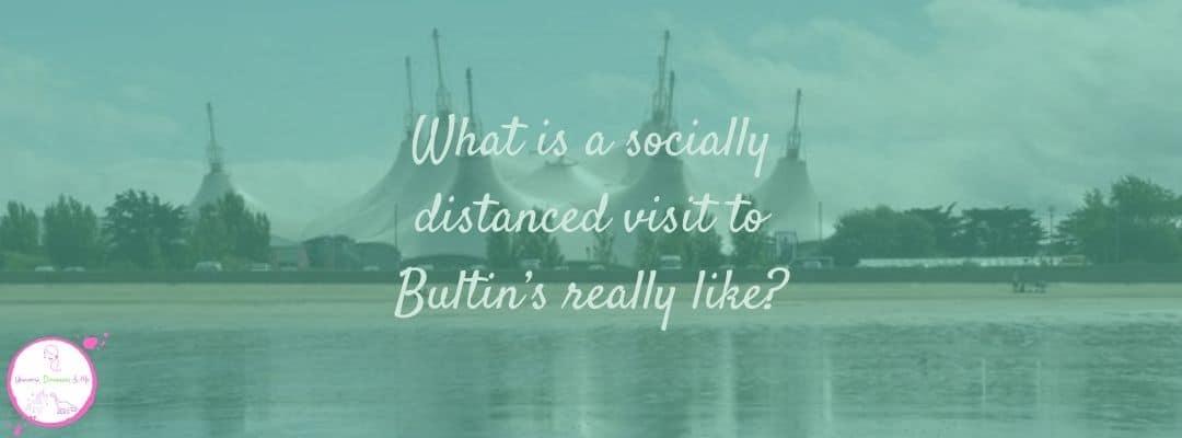 socially distanced Butlin's
